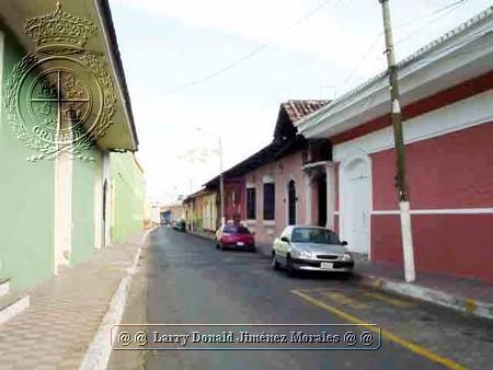 calles de granados